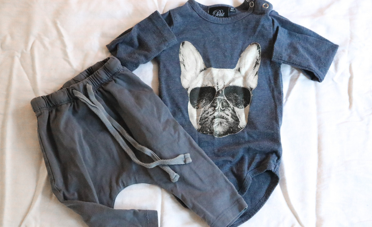 Scandinavian kids clothing