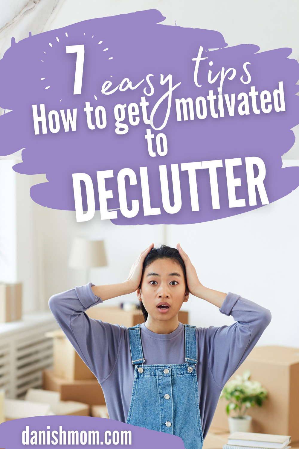Decluttering tips clutter free home. Declutter tips. Find motivation to declutter. Motivation to declutter tips. Declutter your home. Declutter and organize. Decluttering ideas feeling overwhelmed. Declutter motivation inspiration. How to declutter your home. Motivate yourself to clean.