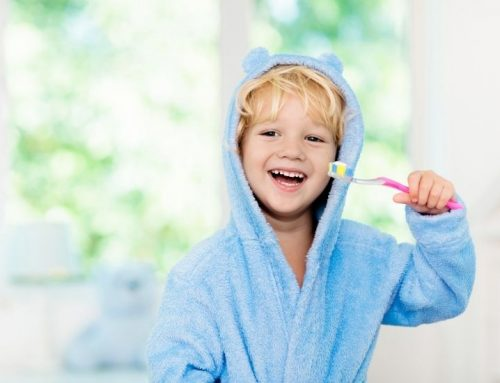 How to end the tooth brushing struggle – immediately